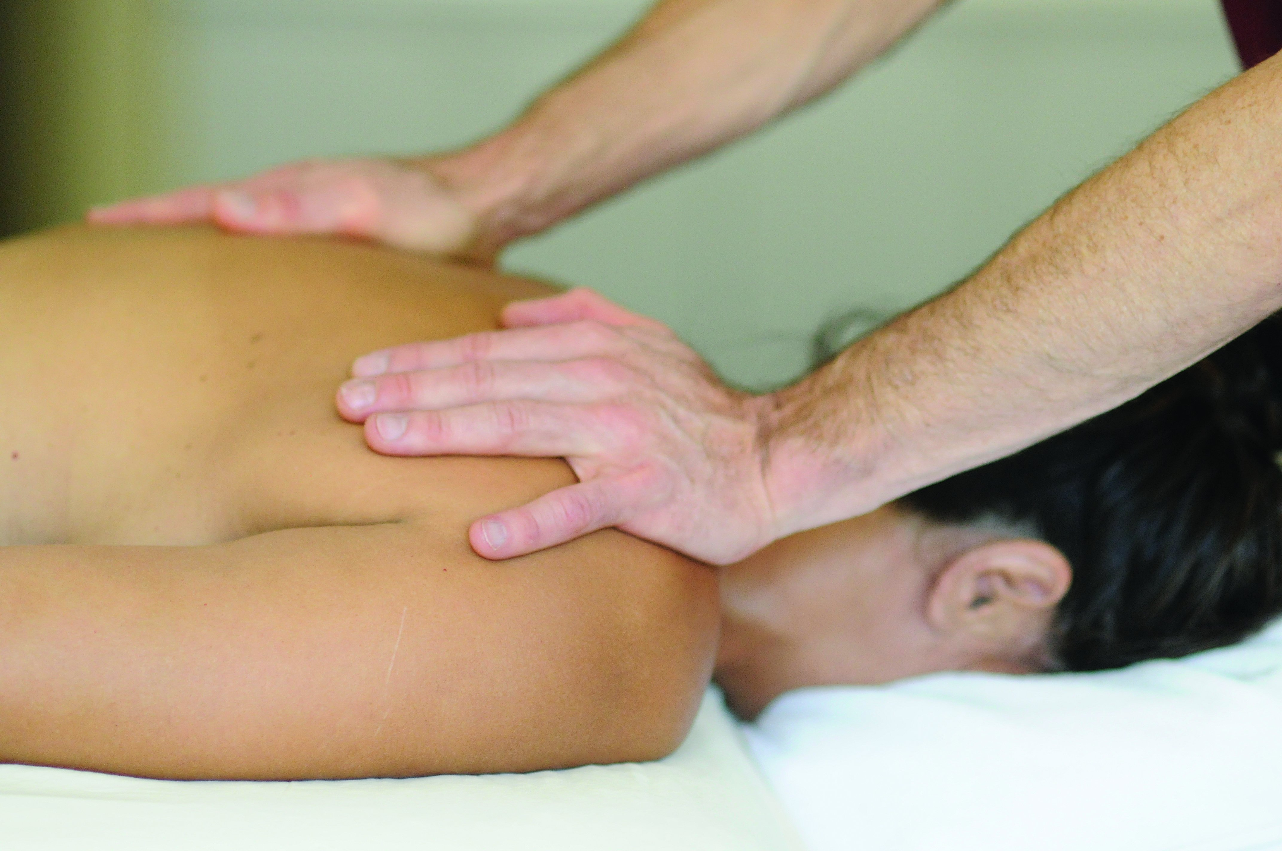 Deep Tissue Therapeutic Massage